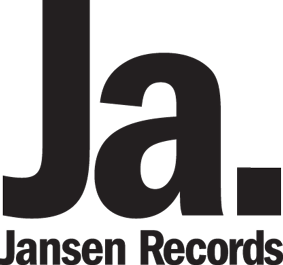 Bilderesultat for jansen records logo